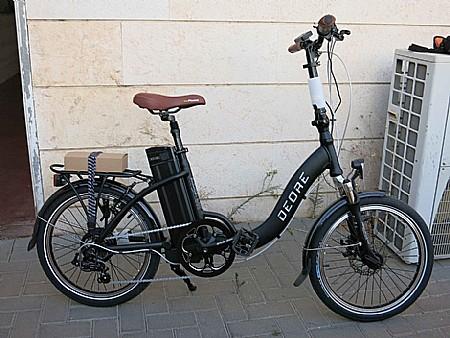 צעיר motorix04/04/2019 14:39:18אופניים חשמליים TO-25